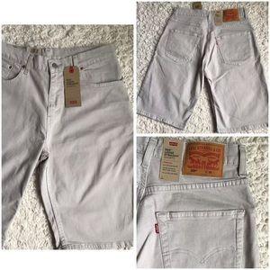 Levi's | 569 Loose Strait Denim Shorts | W30 | NWT